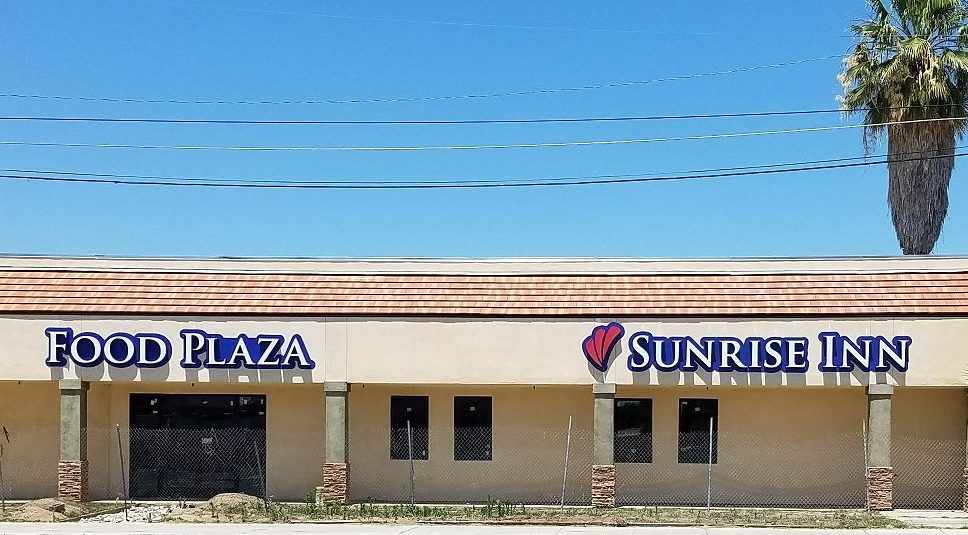 Turlock, CA – PROJECT: Custom LED Lighted Channel Letter
