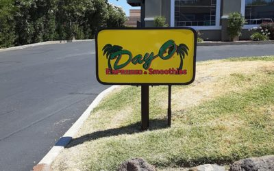 Stockton, CA – Local Sign Company: Custom Pole Signs & Existing Sign Services