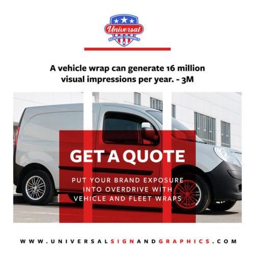 Houston Area Vehicle Wrap Professionals