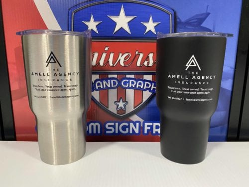 Universal Sign & Graphics Promo items