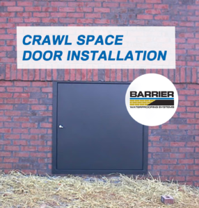 Local Crawl Space Door Repair and Installation Service