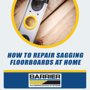 How-To-Repair-Sagging-Floorboards-At-home