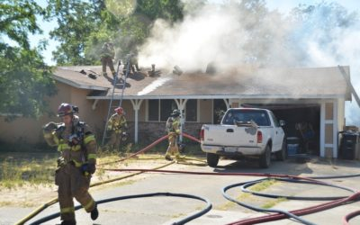 Las Vegas, NV – Call Fire Damage Restoration Service for House Cleanup