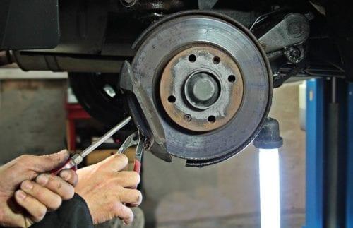 Brake Repair Service Shop