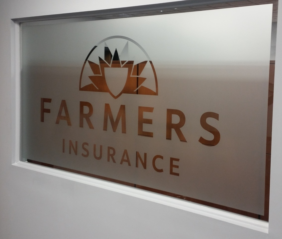 Farmers Insurance Exterior Signs And Indoor Graphics