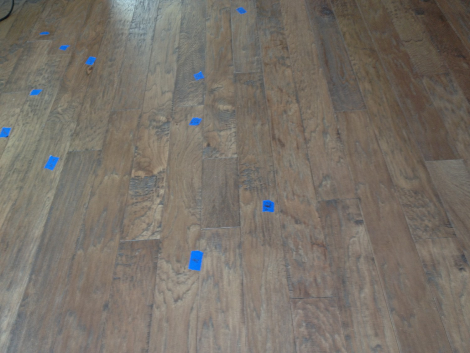 Disaster And Water Damage Avoided New Engineered Wood