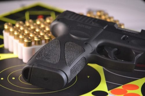 Beginner Gun Shooting