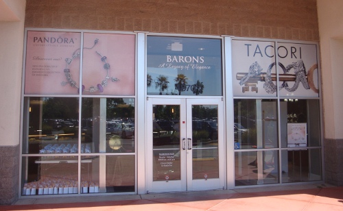 Perforated Vinyl Window Graphics Offer A Way To Utilize