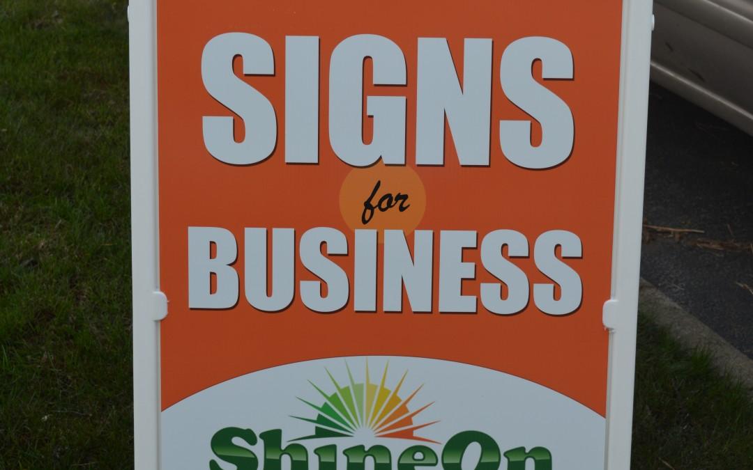 Custom Business Signs Renton Kent Covington Burien