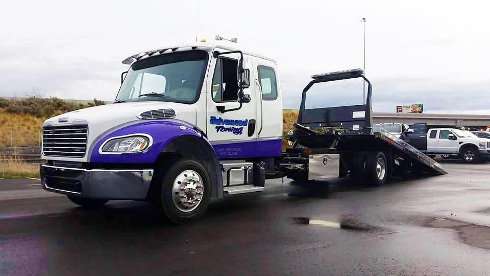 Tow Truck Wraps Amp Decals Salt Lake City West Valley