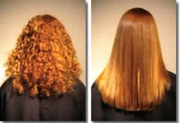 Professional Hair Straightening Tip Keratin Complex By