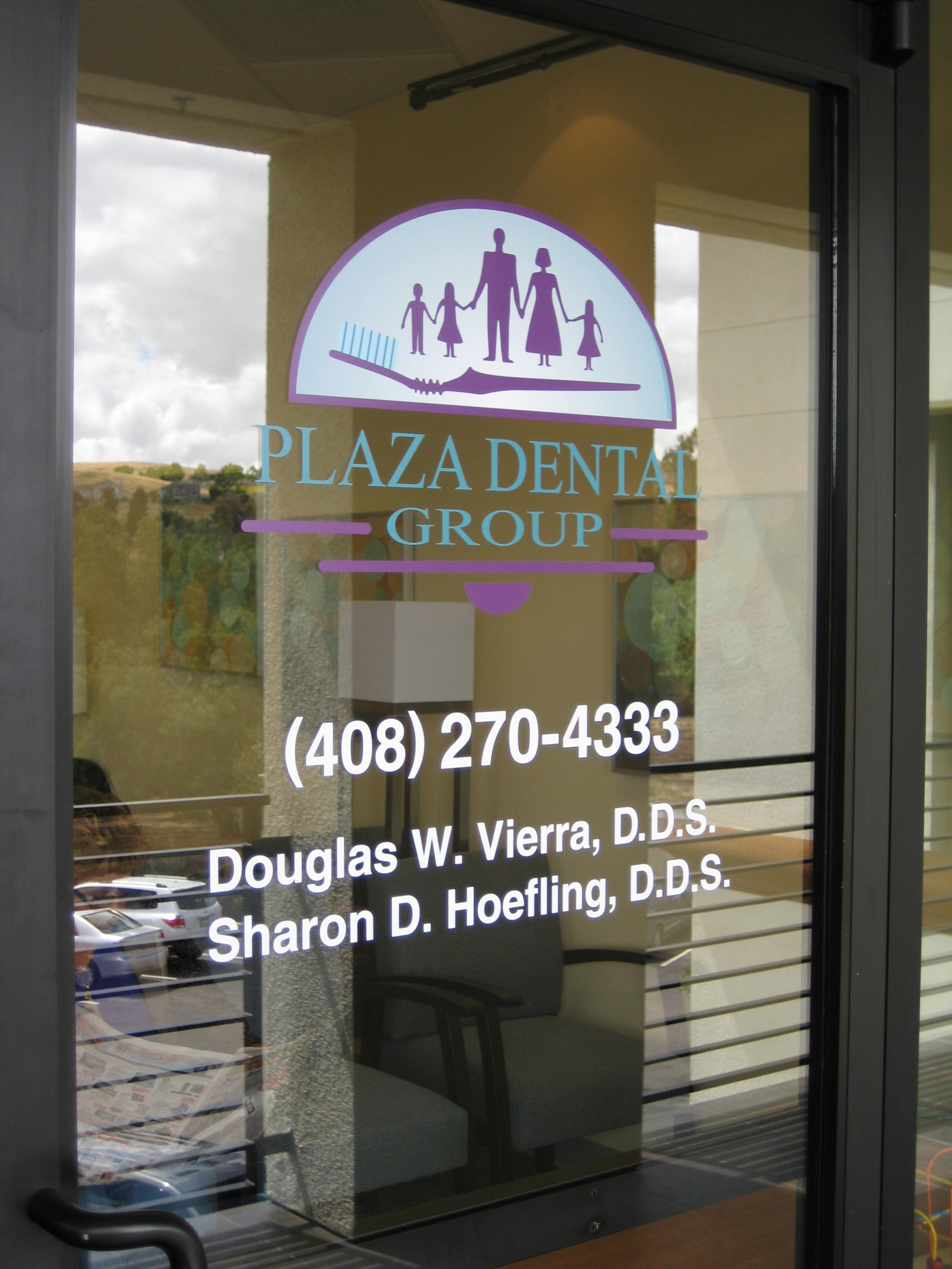 Signs For Doors Business