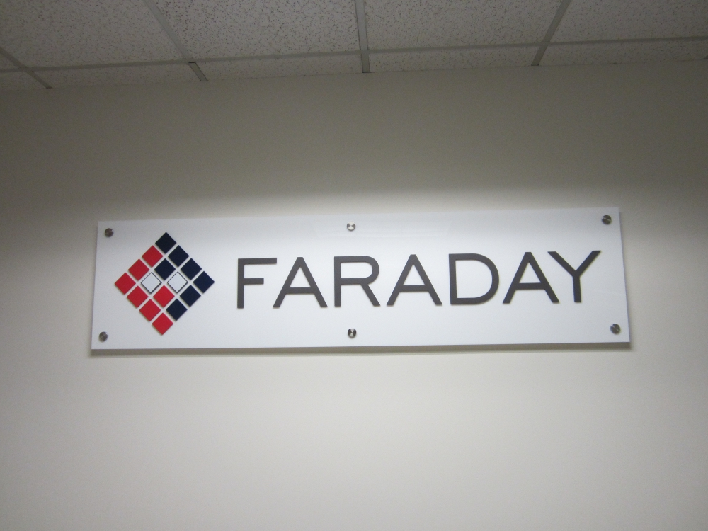Acrylic Business Signs In The South Bay Area Amp San Jose Ca Client Examples