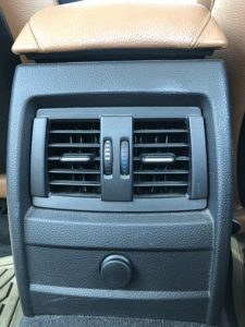 Backseat AC
