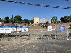 Construction Signs, Hartford, CT