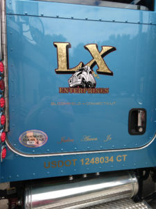 Commercial Vehicle Lettering in Bloomfield, CT