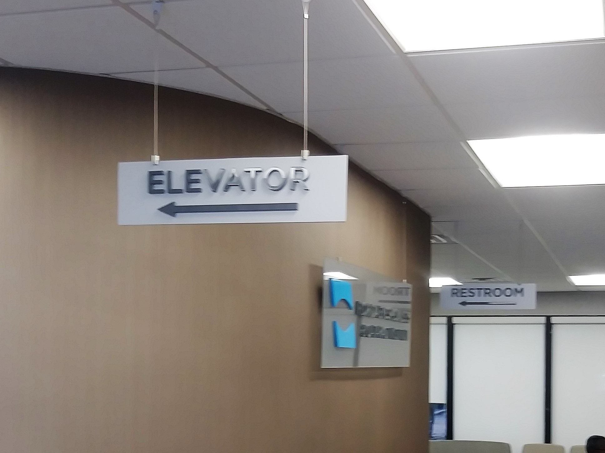 Tampa Fl Interior Exterior Hanging Signs Brackets From Poles Ceilings