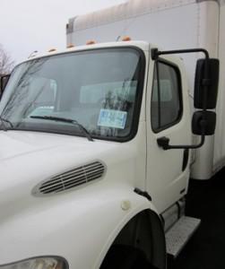 Plain Truck - no graphics