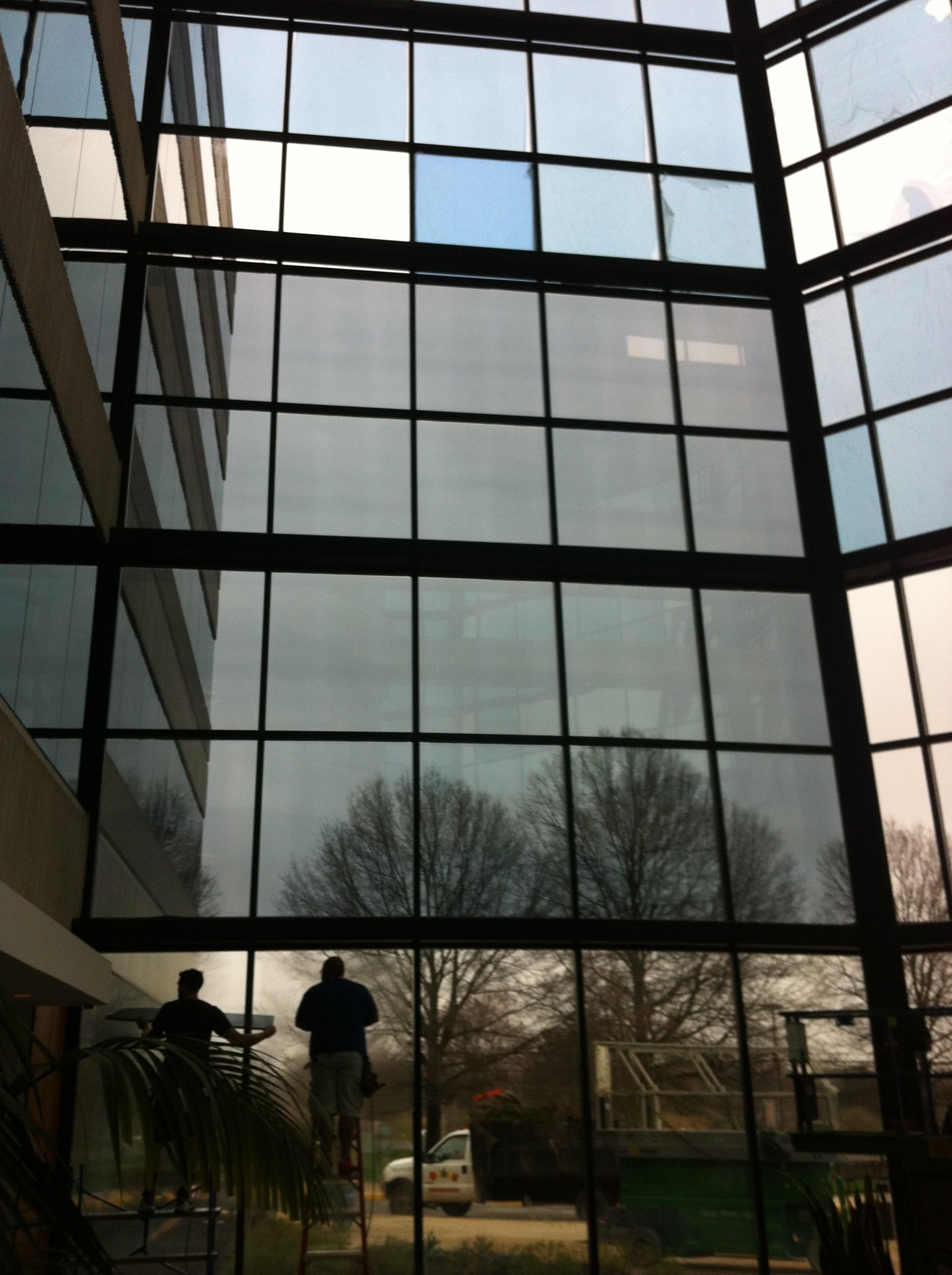 Reflective Solar Window Film In Washington Dc Metro Area