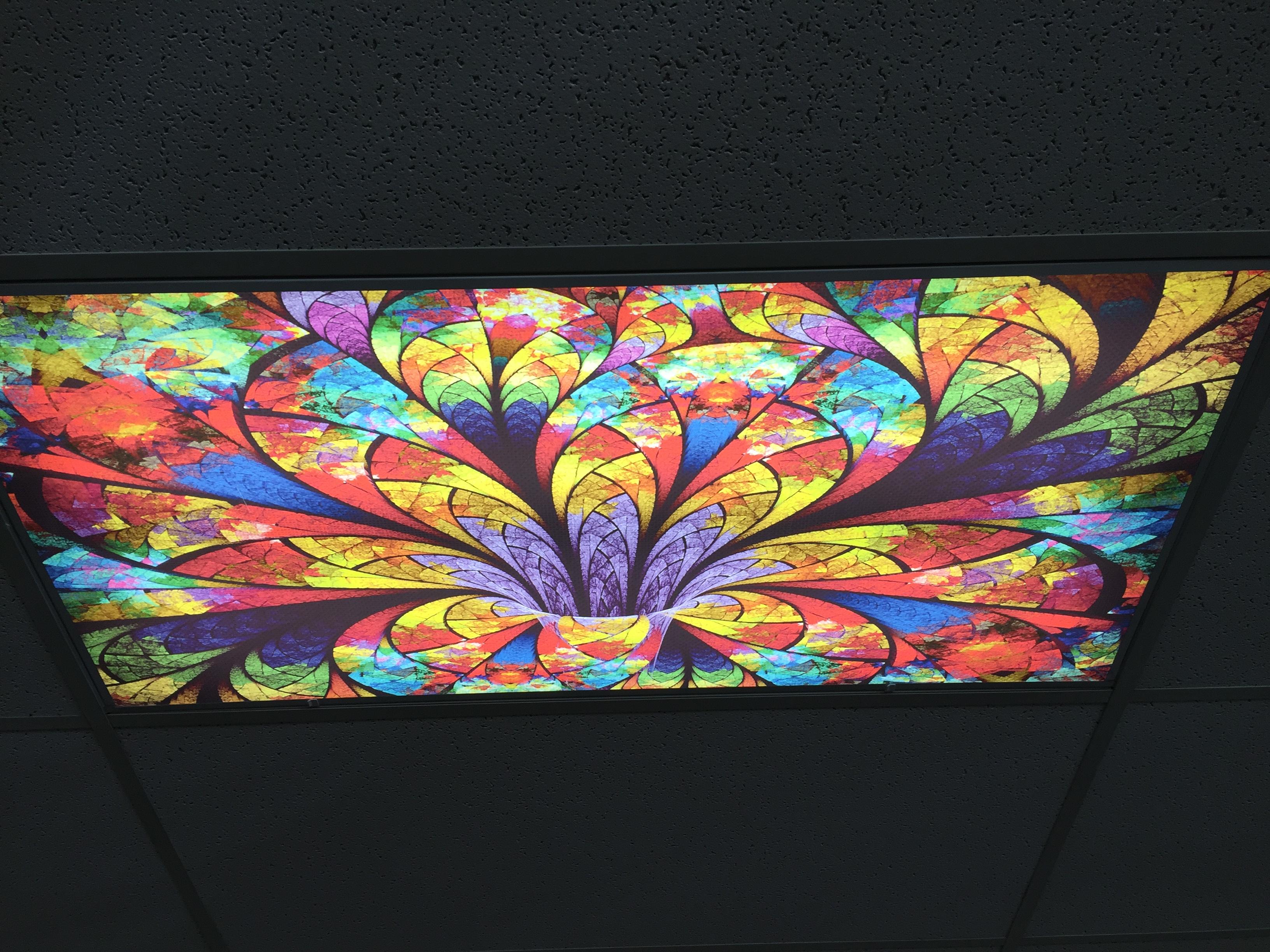 Stained glass ceiling light panels blog avie product vinyl drop ceiling light panels dailygadgetfo Images